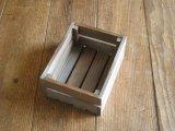 【DIY】木製ハガキハーフサイズ大ケース/ウォールナット