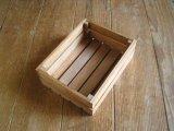 【DIY】木製ハガキ大ケース/チーク