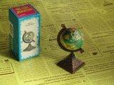 アンティーク鉛筆削り/地球儀ミニ